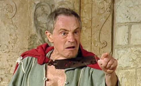 Jan Tříska (Král Lear)