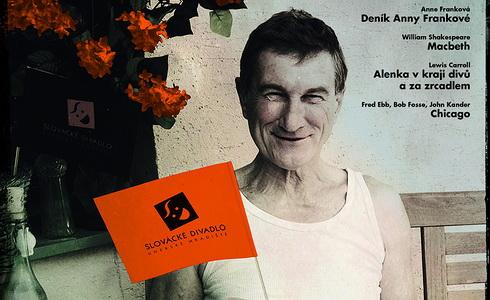 Plak�t Slov�ck� divadlo