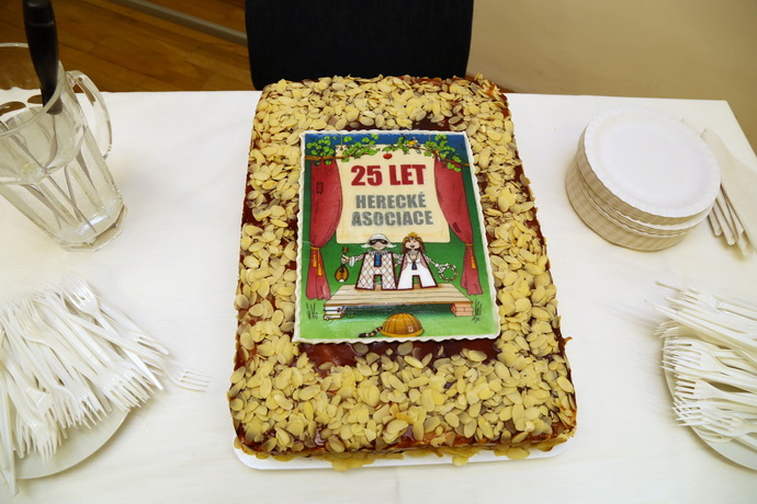 25. výročí Herecké asociace