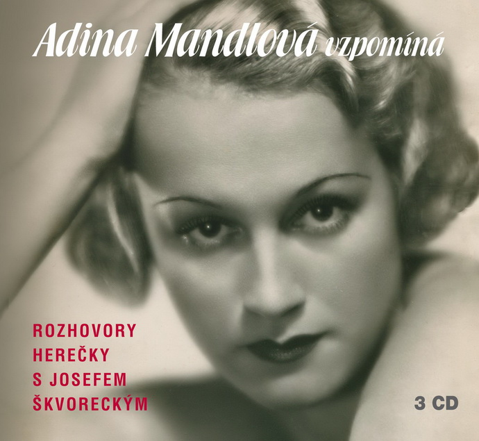 Cover Adina Mandlová