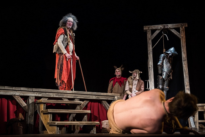 Šašek a syn (Divadlo Bolka Polívky)