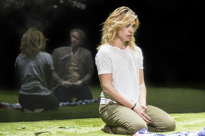Billie Piper (Her) - Yerma (Foto: Johan Persson)