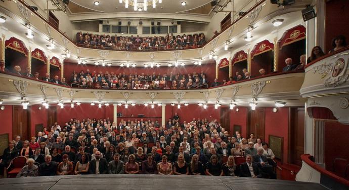 Východočeské divadlo očekává stotisícího diváka roku 2017