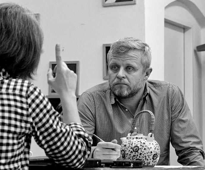 Ivana Uhlířová a Vasil Fridrich (Černý med)