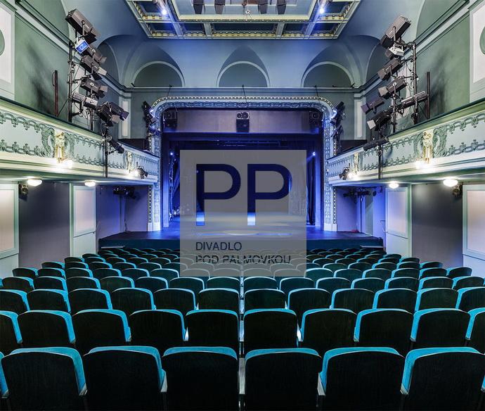 Divadlo pod Palmovkou interiér