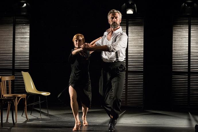 Jitka Schneiderová a Roman Zach (Moje tango)