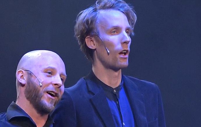 Jakub Albrecht a Tomáš Dianiška