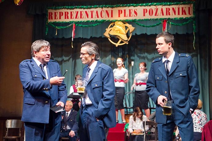 Jiří Kalužný, Martin Mejzlík a Jan Musil