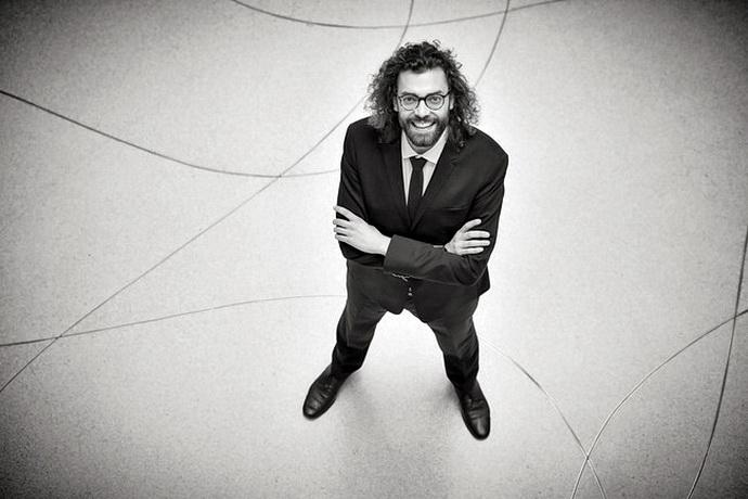 Milan Šotek, umělecký šéf činohry NdB