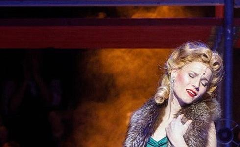 Nominovaná Michaela Gemrotová (Evita)
