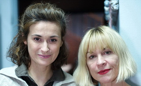 Lucie Štěpánková a Dana Batulková (Podzimní sonáta)