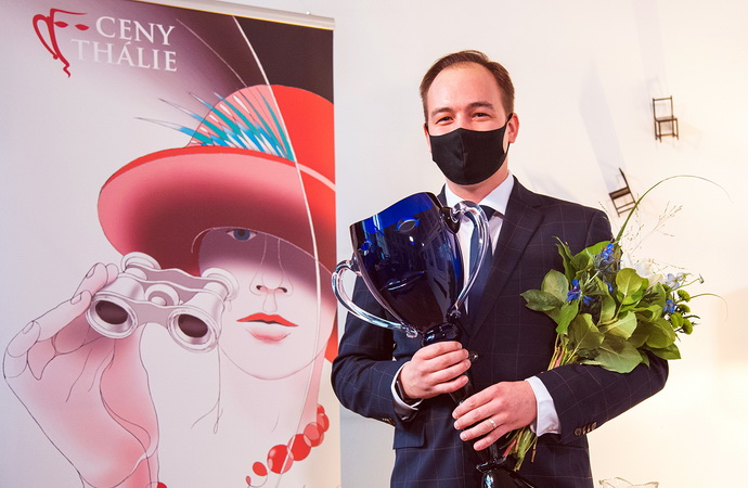 Josef Láska - Cena pro mladého činoherce do 33 let