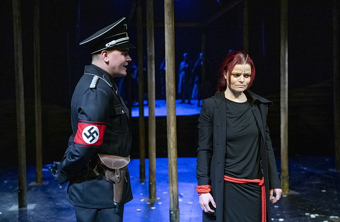 Josef Láska a Antonie Talacková