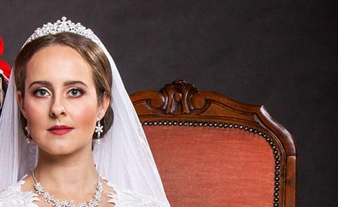 Marek Pešl a Vendula Nováková (Dokonalá svatba)