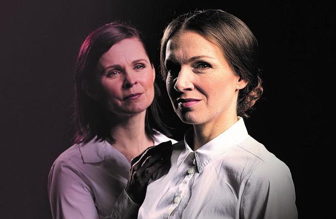 etra Janečková a Martina Sikorová