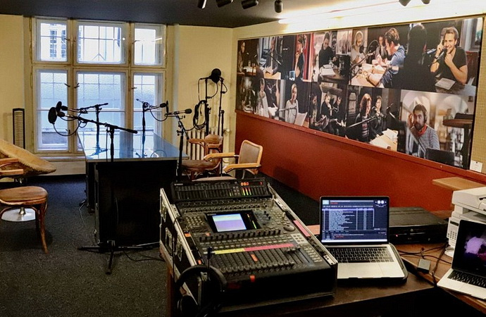 Nové studio