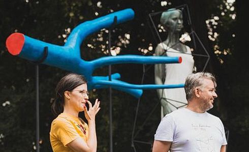 Pomník Marie Kudeříkové (Foto: Nikol Wetterová)