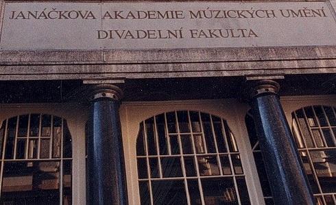Divadelní fakulta JAMU