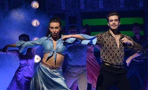 Barbora Musilová a Marco Salvadori (Horečka sobotní noci)