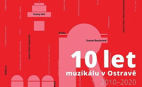 10 let muzikálu v Ostravě
