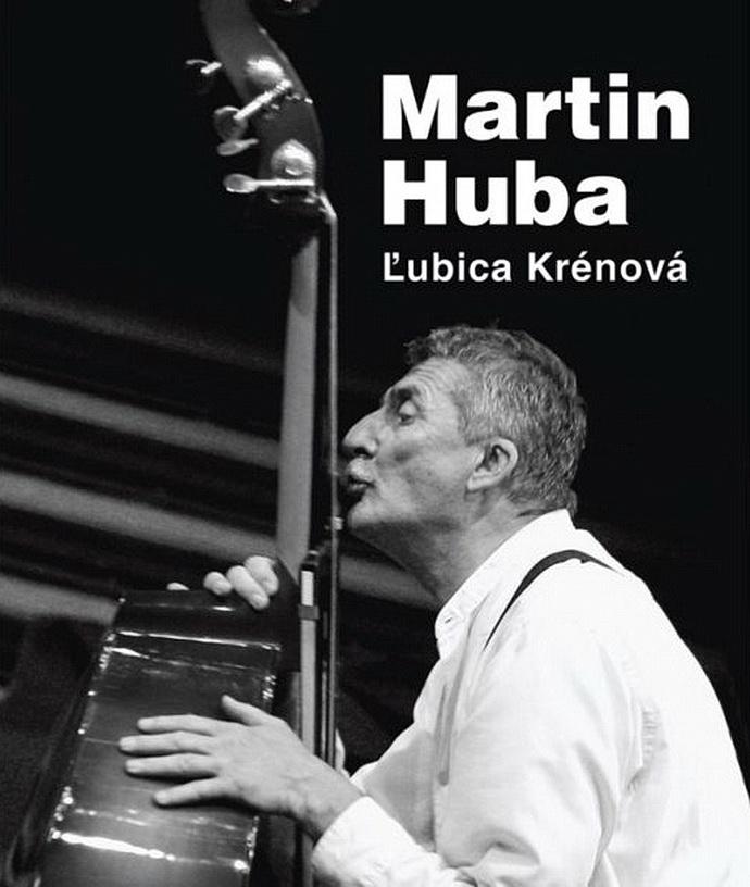 Přebal knihy Ľubica Krénová: Martin Huba
