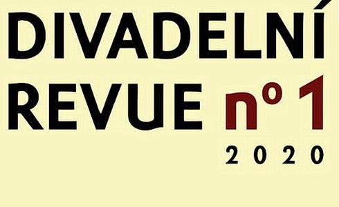 Divadelní revue 31, 2020, n° 1
