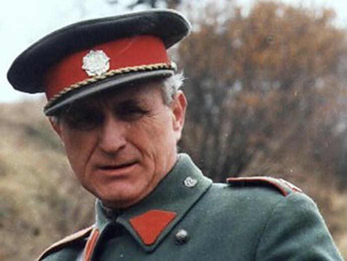 František Švihlík coby Čeněk Němec v Četnických humoreskách