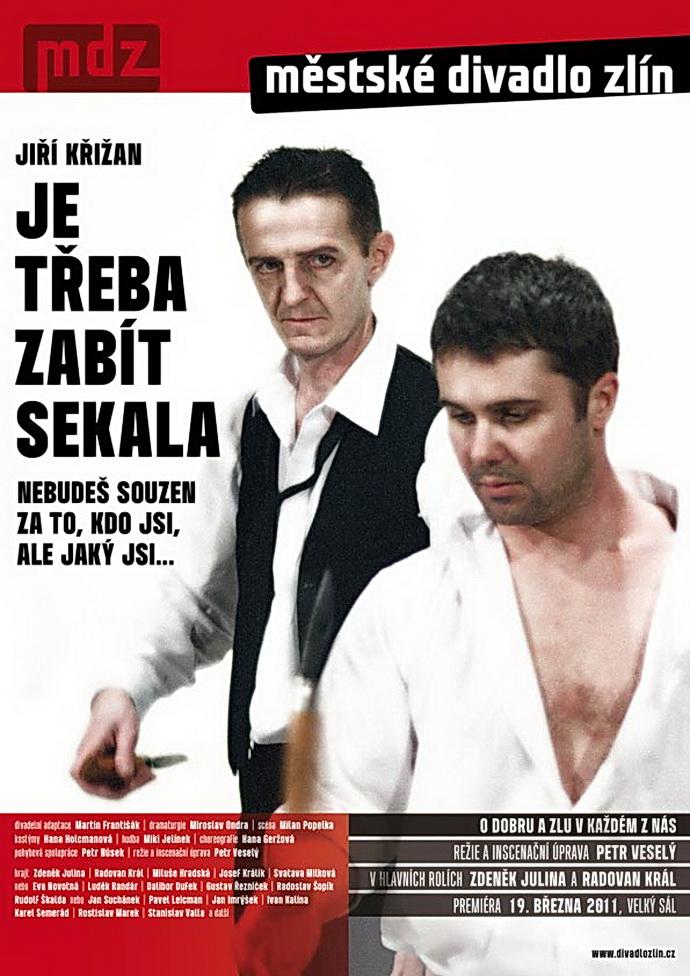 V české premiéře Je třeba zabít Sekala