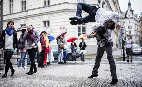 Workshop Taneční fotografie s Vojtou Brtnickým s TP
