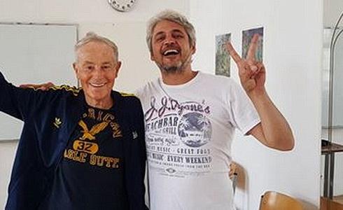 Jan T��ska a Zden�k Hru�ka