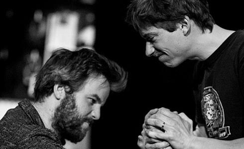 Macbeth- Miloslav König, Jiří Černý (Foto: Michal Hančovský)