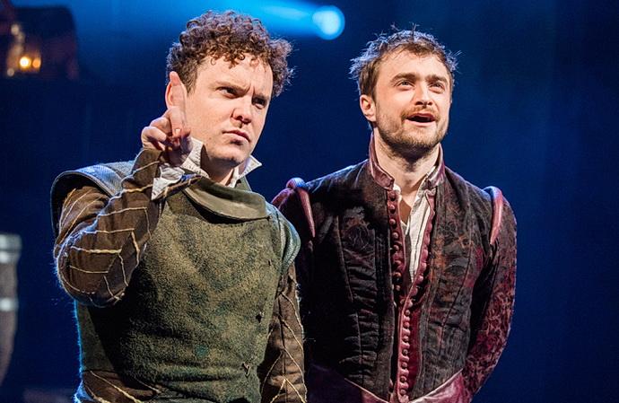 Joshua McGuire a Daniel Radcliffe