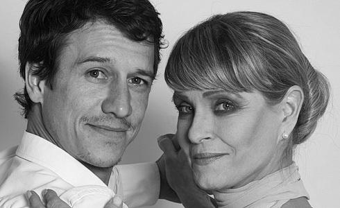Taneční hodiny (Chantal Poullain a Martin Kraus)
