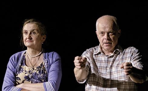 Bob Klepl a Eva Holubová (Líbánky na Jadranu)