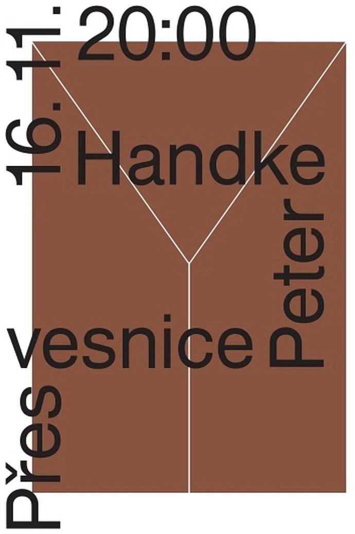 Plakát představení