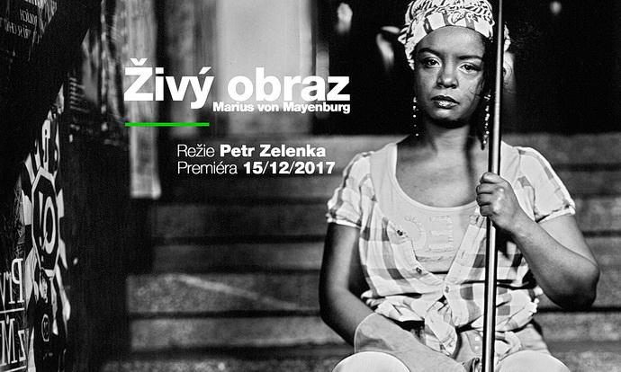 Plakát (Foto: H. Sakař, grafický design M. Vácha)