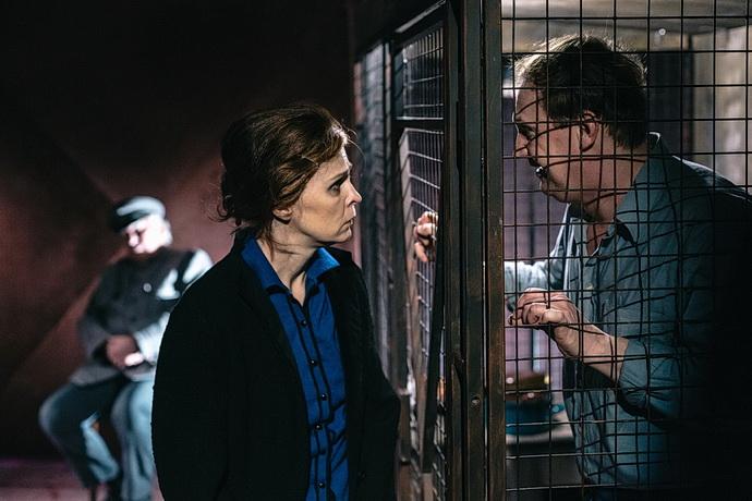 Petra Janečková a Milan Němec (Kalibův zločin)
