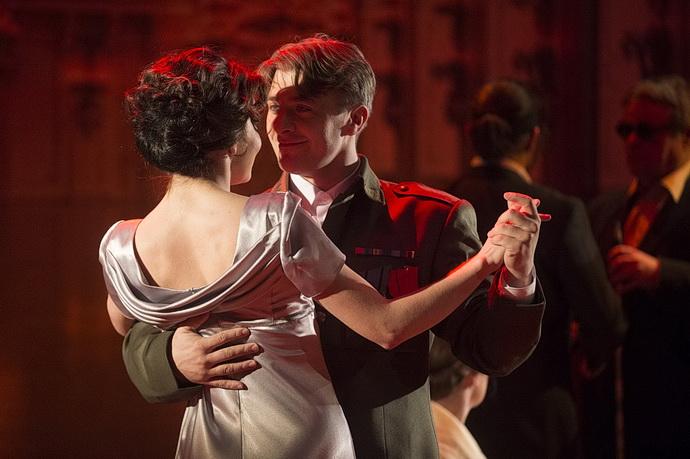 Veronika Malá a Josef Pejchal (Tančírna)