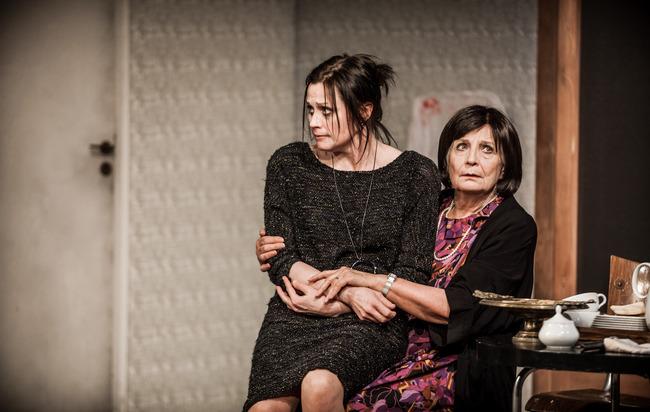 Marie Durnová a Hana Tomáš Briešťanská