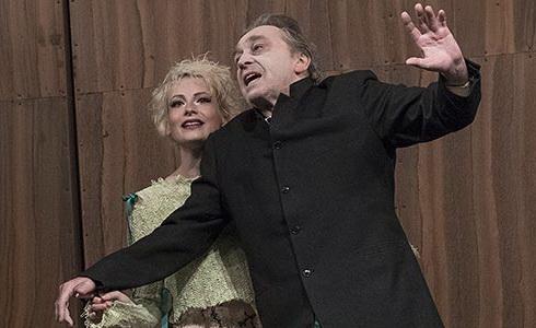 Ondřej Pavelka a Anna Fialová (Dobrý konec všechno spraví)