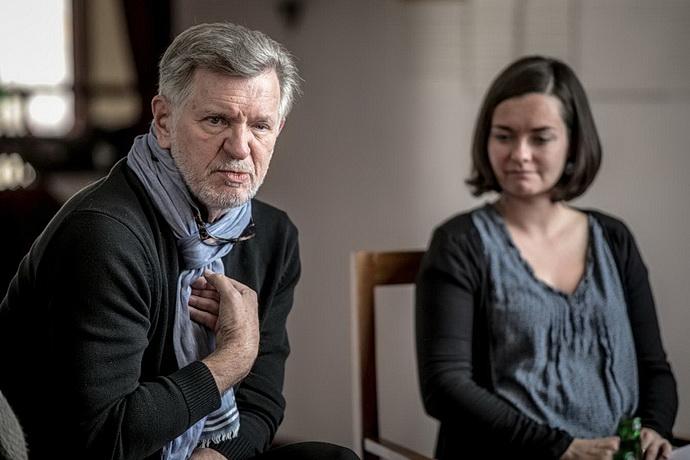 Režisér Petr Novotný