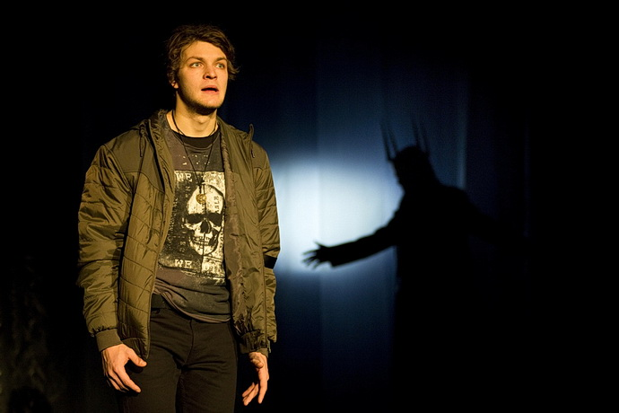Matěj Štrunc  (Hamlet)