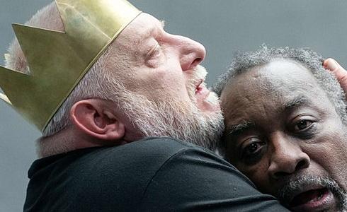 S. R. Beale a J. Mydell (Foto: Marc Brenner)