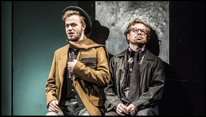 Tomáě Havlínek a Viktor Dvořák (Andělé v Americe)