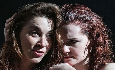 V. Malá a J. Ondrušková (Mikve)