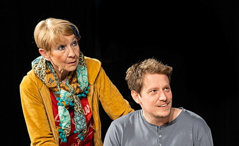 Daniela Kolářová a Štěpána Benoniho