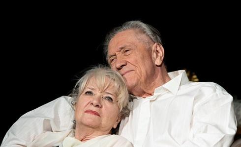 Petr Kostka a Carmen Mayerová (Oscar pro Emily)