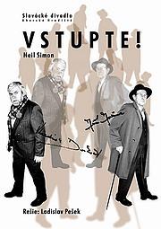 Repro plakátu Vstupte!