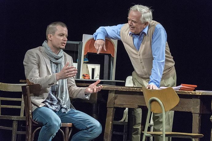 Jan Musil a Zdeněk Rumpík (Divadelní komedie)
