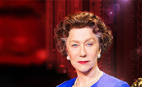 Královna Helen Mirren